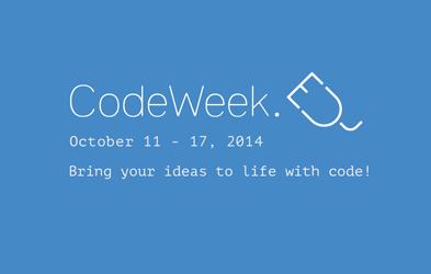 EU Code Week 2014