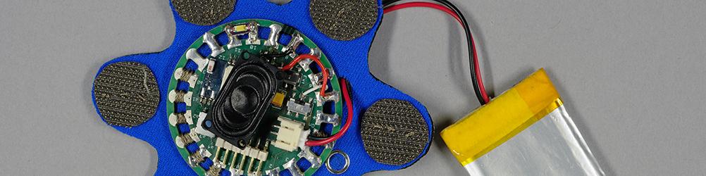 Interactive Knit Balls