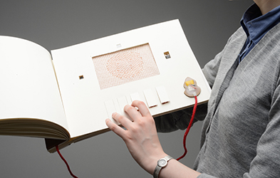 Interactive Knit Book
